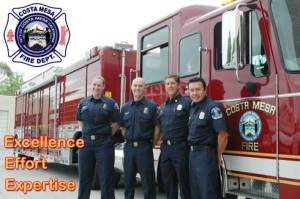 Costa Mesa Real Estate Fire Department