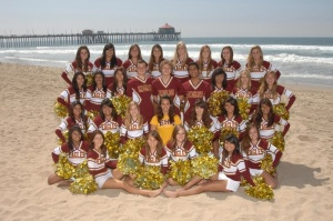 Photos of Estancia Cheer Squad