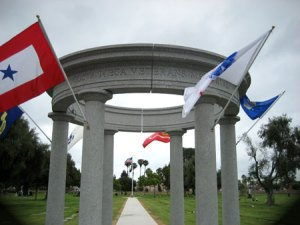 Picture of Veterans' Memorial
