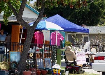 Costa Mesa Mesa Verde Garage Sale Take Our Poll Life