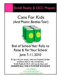 Recycle flyer